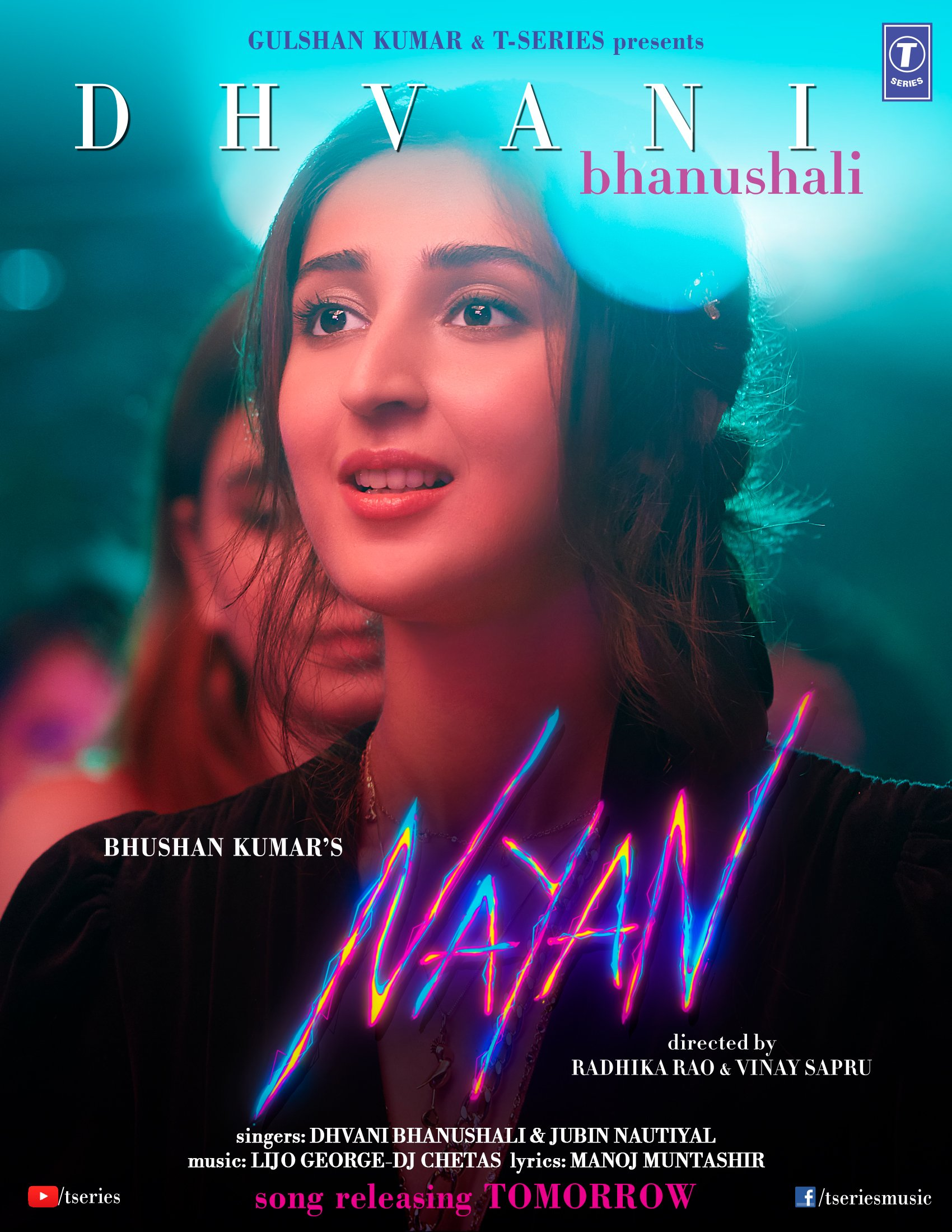 Nayan By Dhvani Bhanushali & Jubin Nautiyal Hindi Full Video Song 1080p HDRip Download