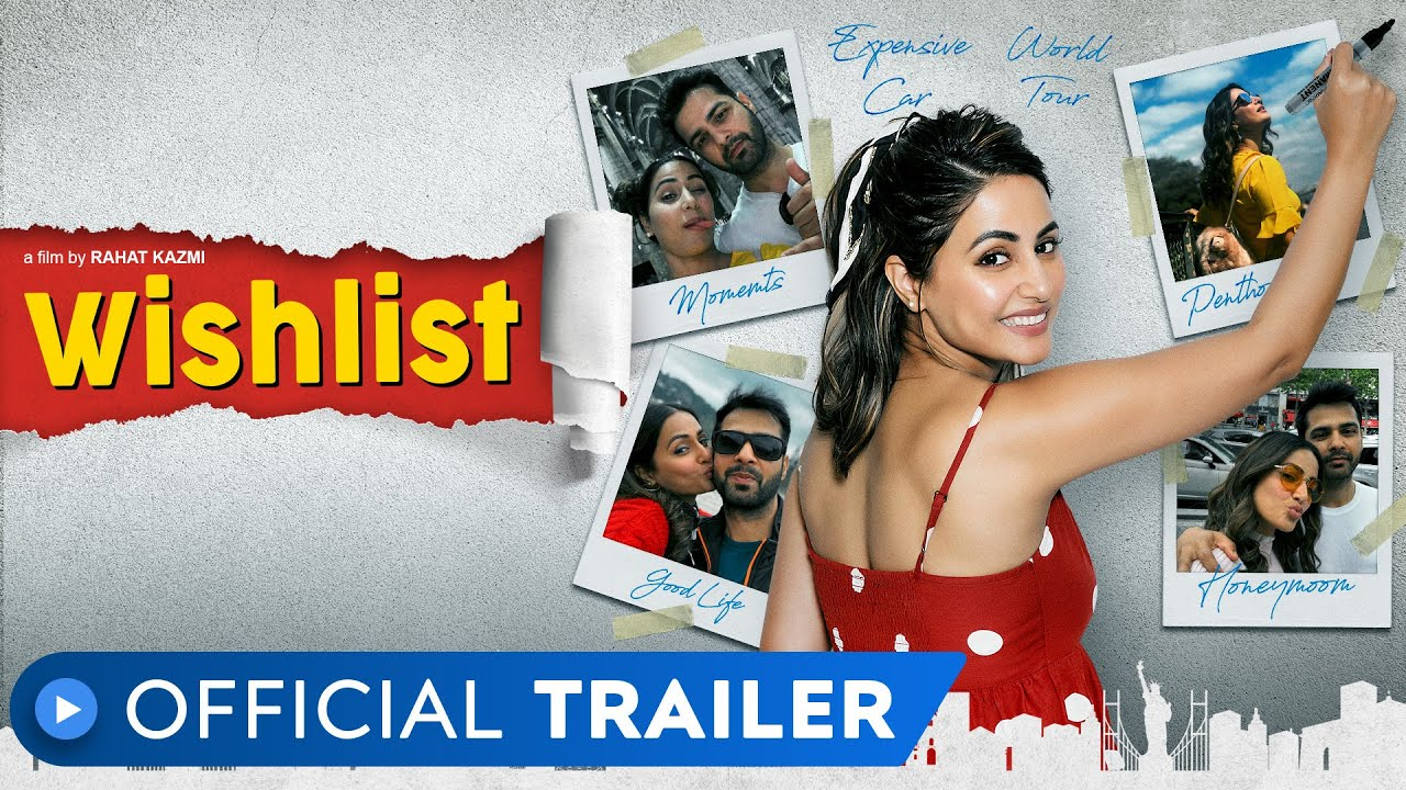 Wishlist S01 2020 Hindi MX Original Web Series Official Trailer 1080p HDRip 40MB Download