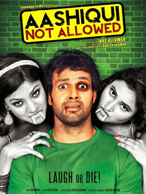 Aashiqui Not Allowed 2013 Punjabi 400MB HDRip Download