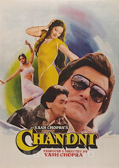 Chandni 1989 Hindi 1080p BluRay ESubs 2610MB Download