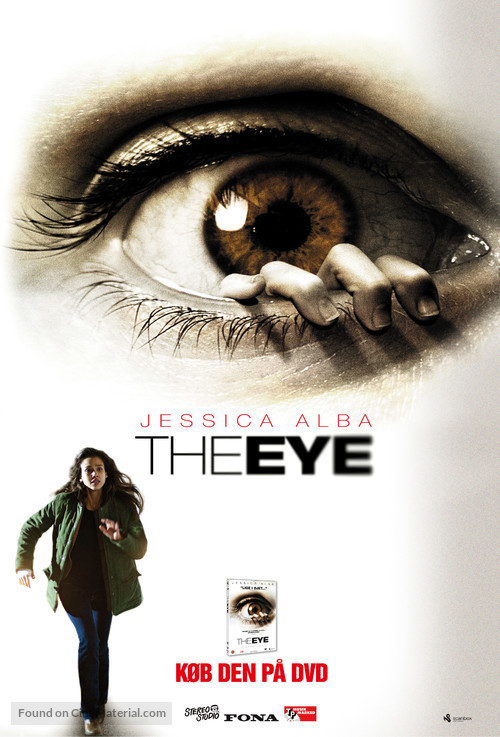 The Eye 2008 Hindi Multi Audio 390MB BluRay ESub Download