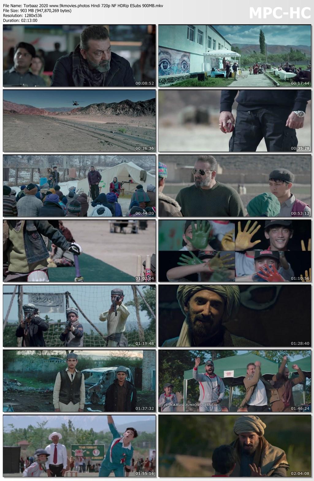 Torbaaz 2020 screenshot HDMoviesFair