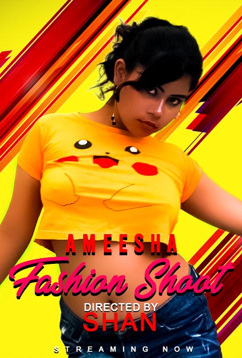 Ameesha Fashion Shoot 2020 EightShots Originals Hindi Video 720p HDRip 70MB Download