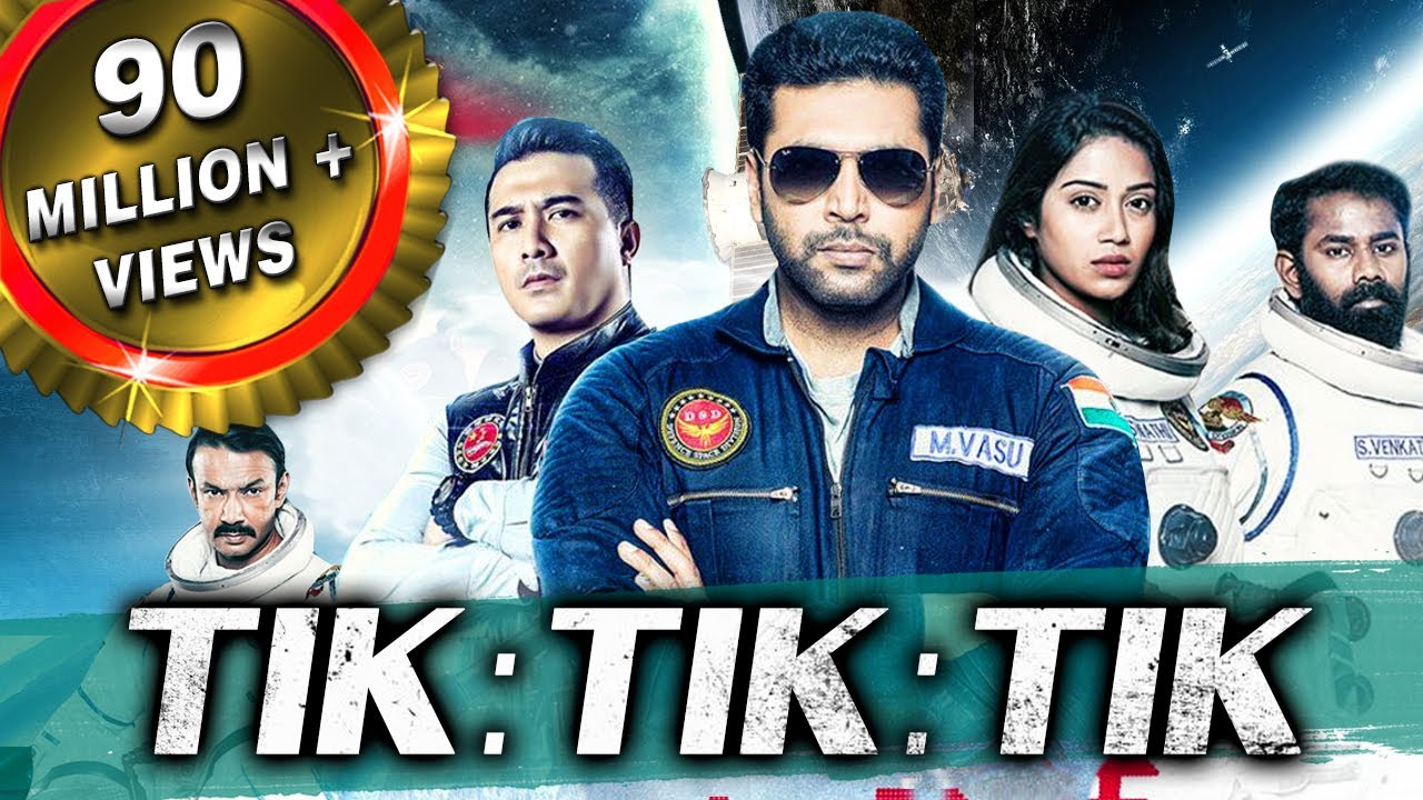 Tik Tik Tik 2021 Bengali Dubbed Full Movie 720p HDRip 700MB x264 AAC