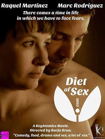18+ Diet of Sex 2014 Spanish 220MB HDRip Download