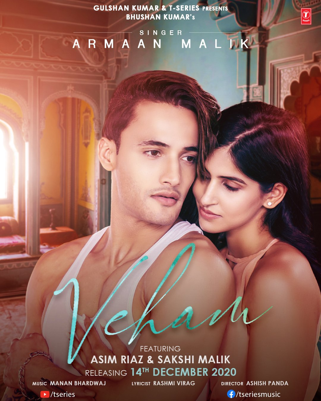 Veham By Armaan Malik Official Music Video 1080p HDRip 88MB Download