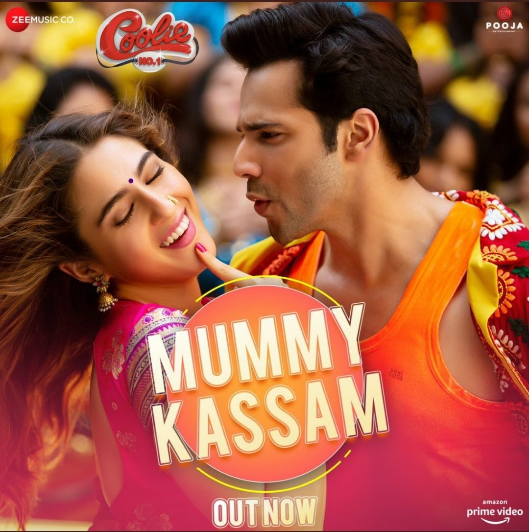 MummyKassam (Coolie No.1) 2020 Hindi Video Song 1080p HDRip 88MB Download