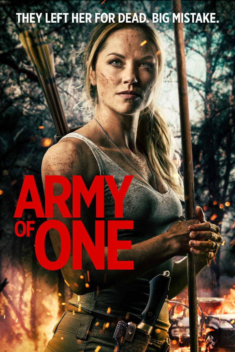 Army of One 2020 English Full Movie 300MB HDRip Download