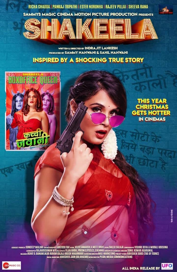 Shakeela 2020 Hindi Official Trailer 1080p HDRip Free Download