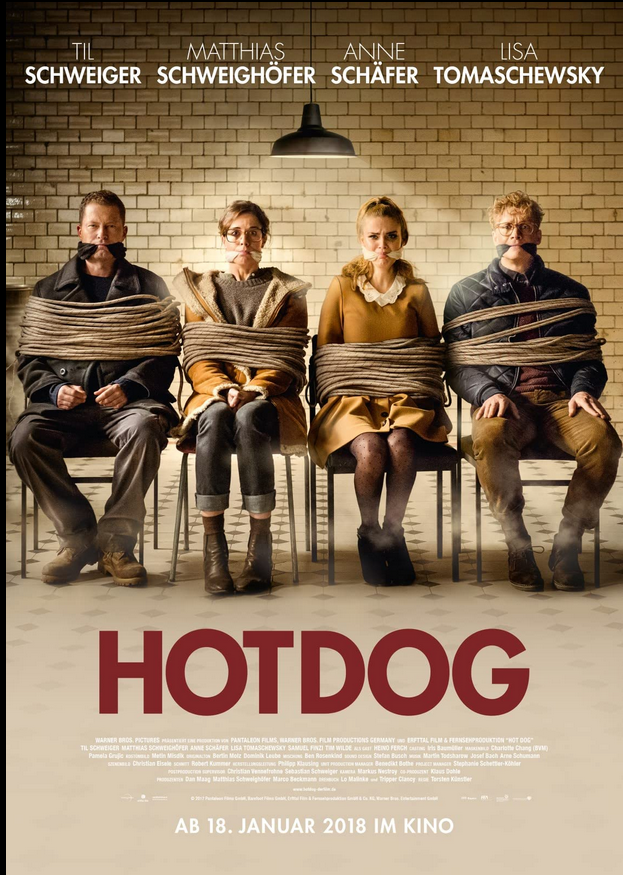 Hot Dog 2018 Dual Audio Hindi 400MB UNCUT HDRip ESub Download