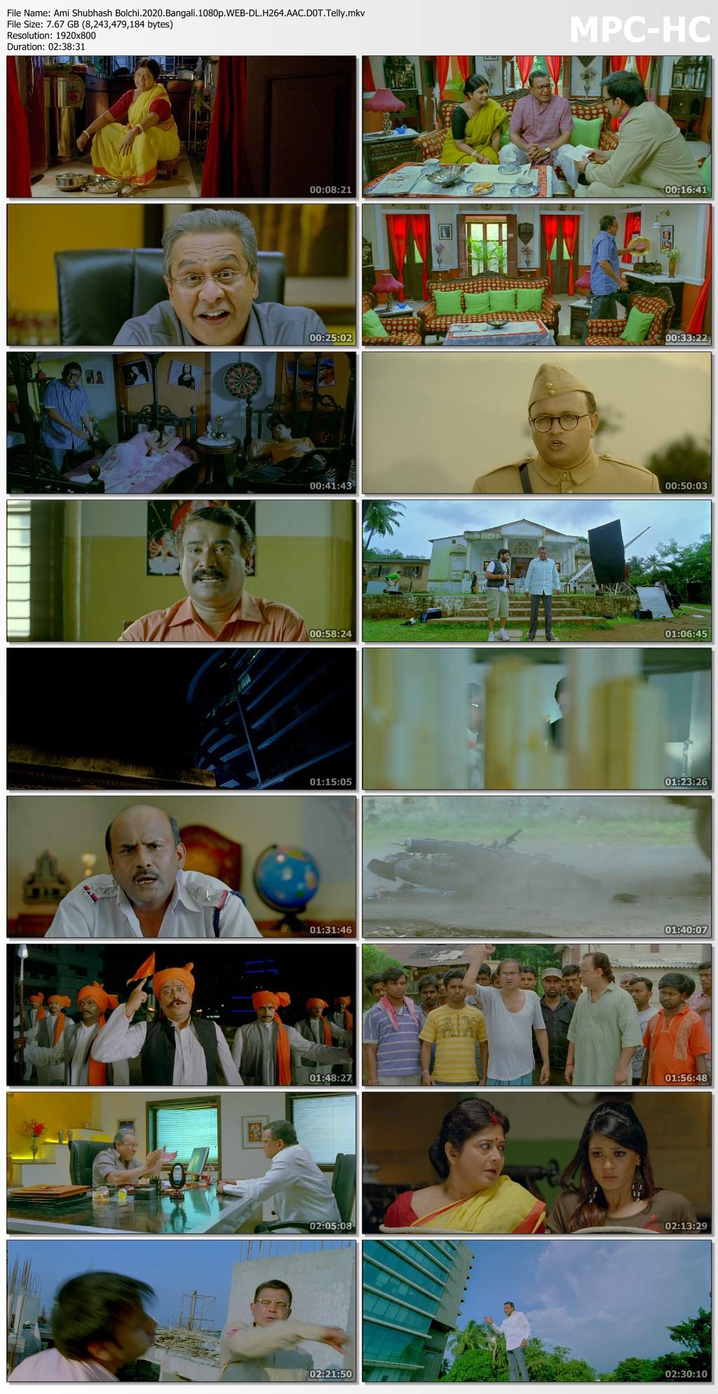 Ami Shubhash Bolchi.2020.Bangali.1080p.WEB DL.H264.AAC.D0T.Telly.mkv thumbs