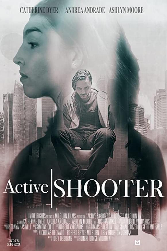 Active Shooter 2020 English 220MB HDRip Download