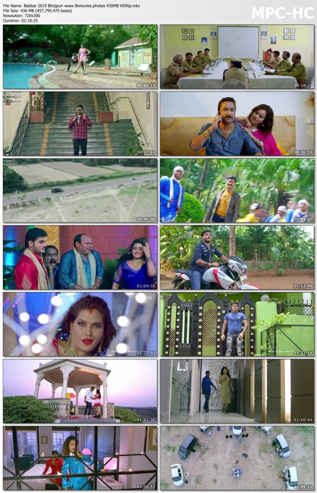 Babbar 2019 Bhojpuri 435MB HDRip Download