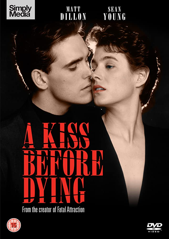 18+ A Kiss Before Dying 1991 English 290MB HDRip Download