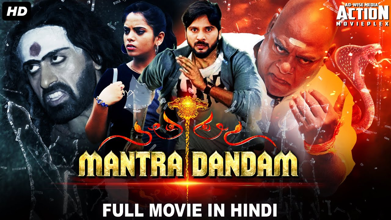 Mantra Dandam 2020 Hindi Dubbed 332MB HDRip Download