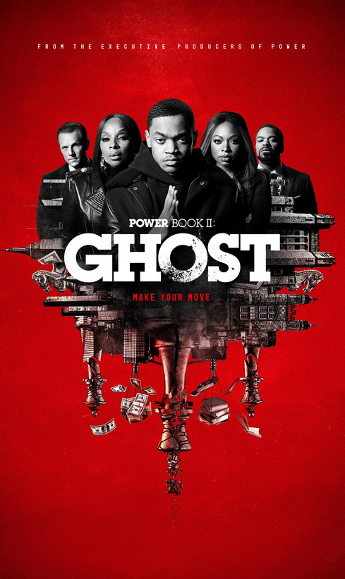 Power Book II Ghost 2020 S01 [Episode 3 Added] English 720p HDRip ESub 310MB Download