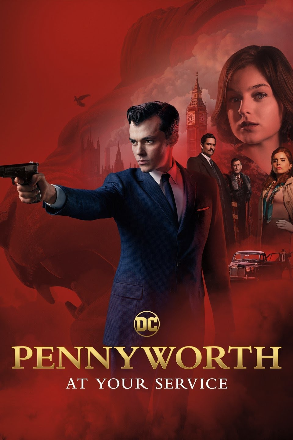 Pennyworth 2019 S02E03 English 720p HDRip ESub 300MB Download