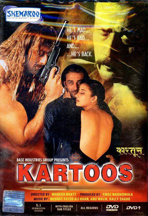 Kartoos 1999 Hindi 390MB HDRip ESub Download