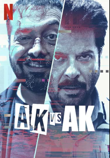 AK vs AK (2020) Hindi Movie 480p Netflix HDRip ESubs 350MB