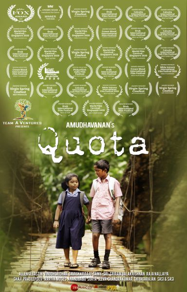 Quota 2020 Tamil 480p HDRip ESubs 400MB Download