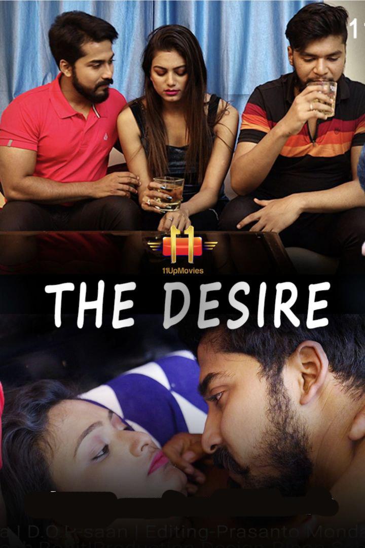 The Desire 2020 S01E02 Hindi 11UPMovies Web Series Watch Online