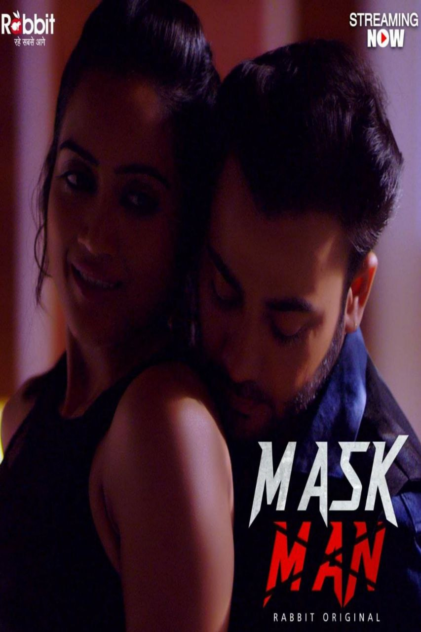 18+ Mask Man 2020 S01E02 RabbitMovies Hindi Web Series 720p HDRip 200MB x264 AAC
