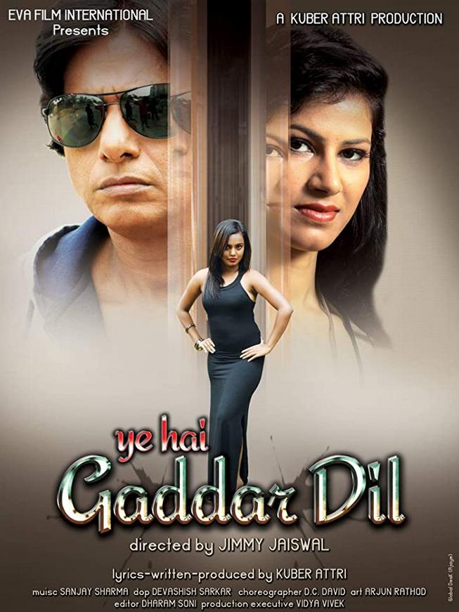 Yeh Hai Gaddar Dil 2017 Hindi 275MB HDRip Download