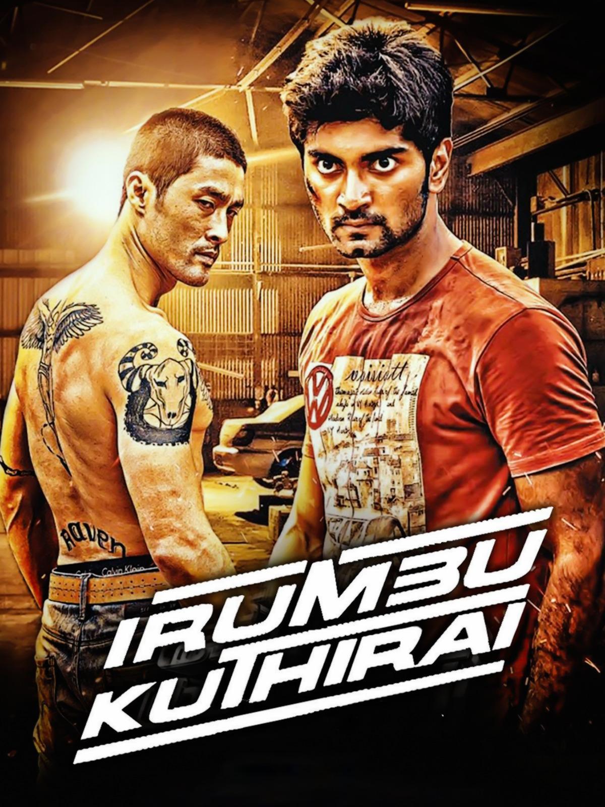 Dhoom Machale (Irumbu Kuthirai) 2020 Hindi Dubbed 720p HDRip 350MB Download