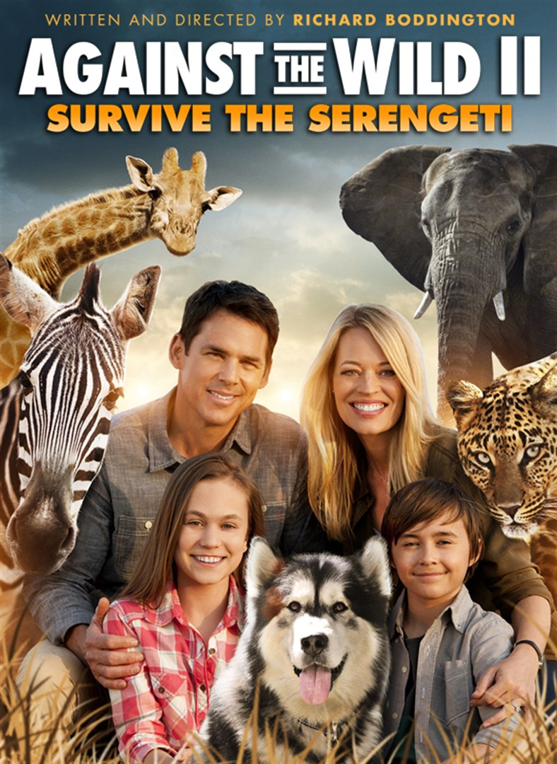 Against The Wild 2 Survive The Serengeti 2016 Dual Audio Hindi ORG 1080p BluRay ESub 1.8GB Download