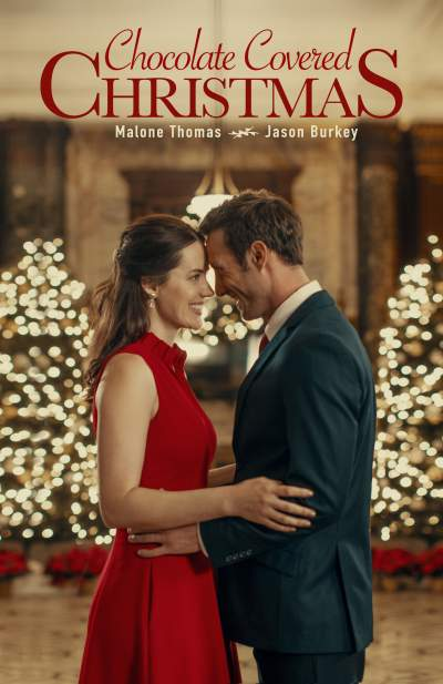 Chocolate Covered Christmas (2020) English Movie 480p HDRip 300MB Watch Online
