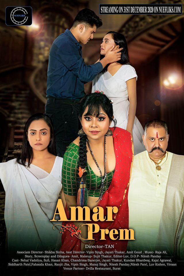 18+ Amar Prem 2020 Nuefliks Original Hindi Short Film 720p HDRip 1GB x264 AAC
