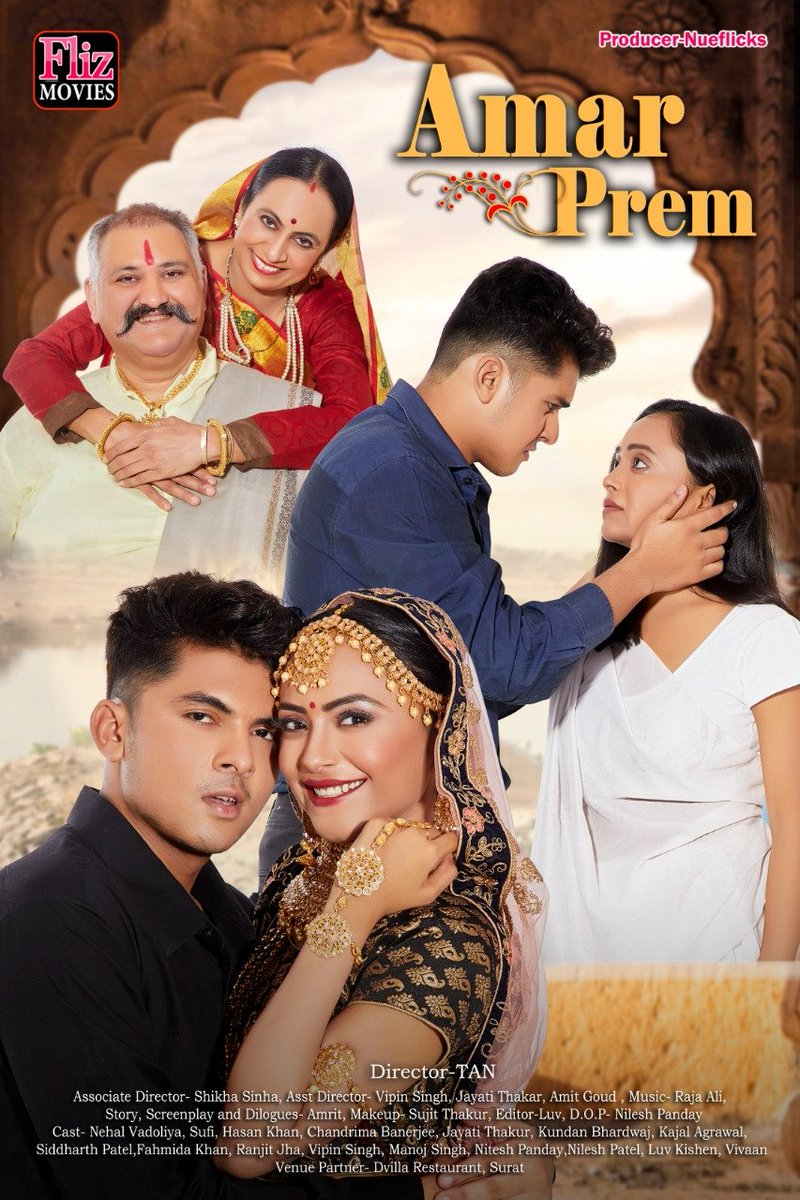 18+ Amar Prem 2020 Nuefliks Original Hindi Short Film 400MB HDRip Download