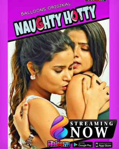 18+ Naughty Hotty 2021 S01E02 Hindi Balloons Original Web Series 720p HDRip 150MB Download