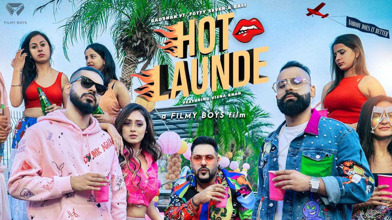 Hot Launde By Badshah 2021 Hindi Video Song 1080p HDRip 110MB Download