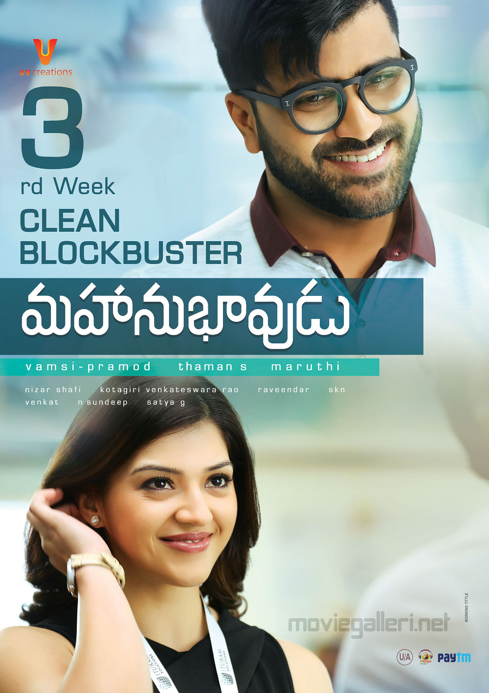 Uyarndha Manithan (Mahanubhavudu) 2021 Dual Audio [Telugu + Canada] 720p HDRip 1.4GB Download