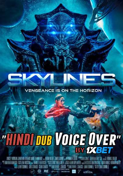 Skylines 2020 Hindi Unofficial English 720p 1GB HDRip x264