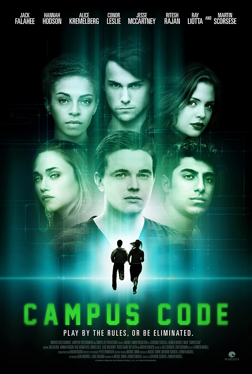 Campus Code 2015 Hindi Dubbed 480p HDRip 330MB Download