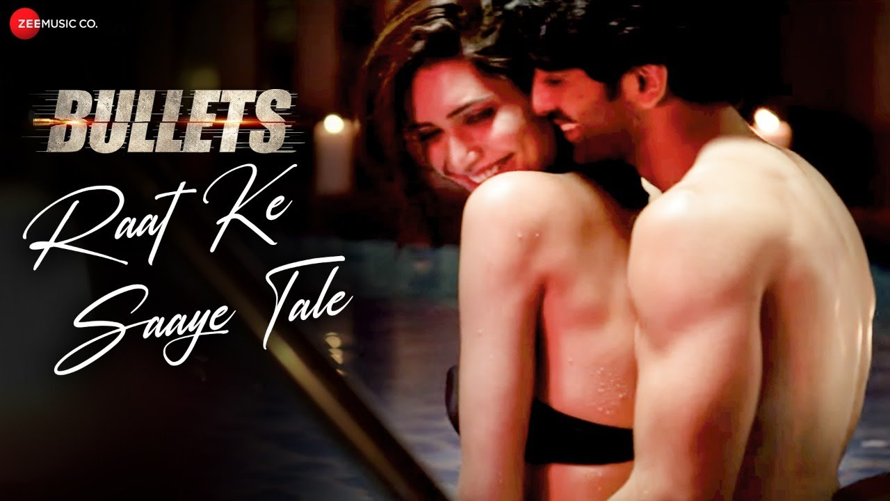 Raat Ke Saaye Tale (Bullets 2021) By Sunny Leone Full Video Song 1080p HDRip Download