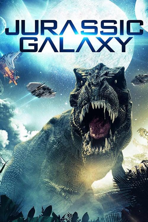 Jurassic Galaxy 2018 Hindi Dual Audio 720p BluRay 800MB Download