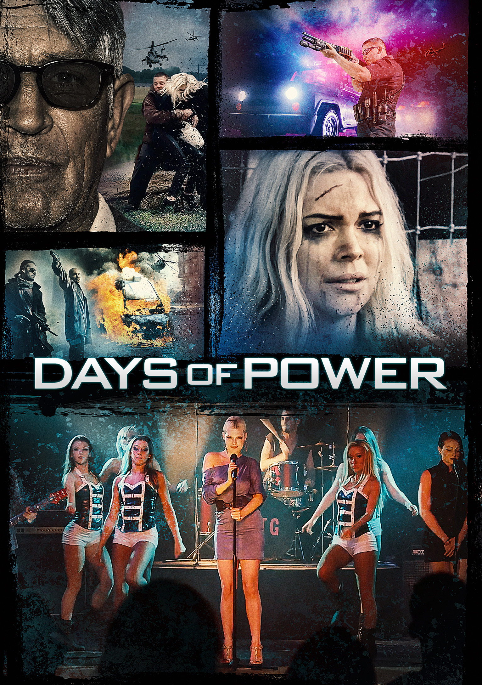 Days Of Power 2018 Hindi Dual Audio 360MB BluRay ESub Download