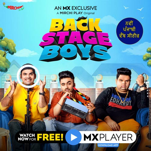 Backstage Boys (2021) Hindi S01 Complete Web Series MX Original 480p HDRip 300MB