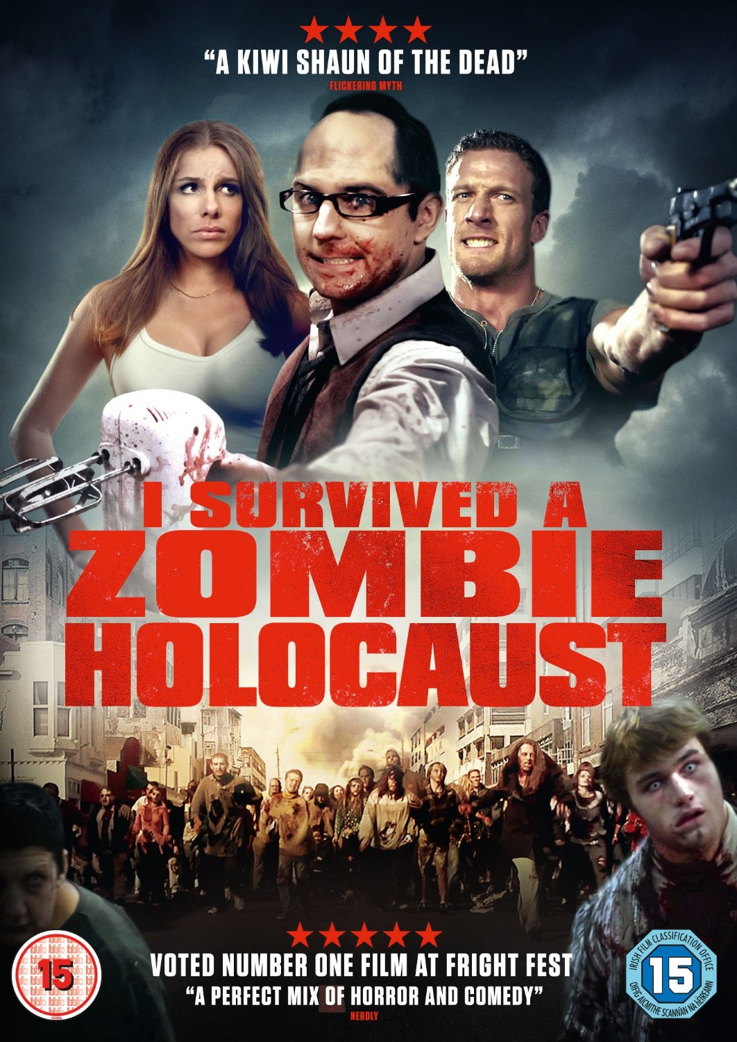 18+I Survived a Zombie Holocaust 2014 English 480p BluRay 350MB Download