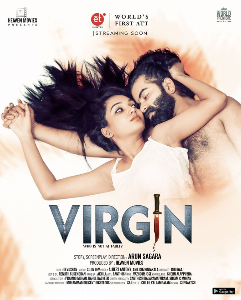 18+ Virgin 2021 Telugu Short Film 720p HDRip 200MB Download