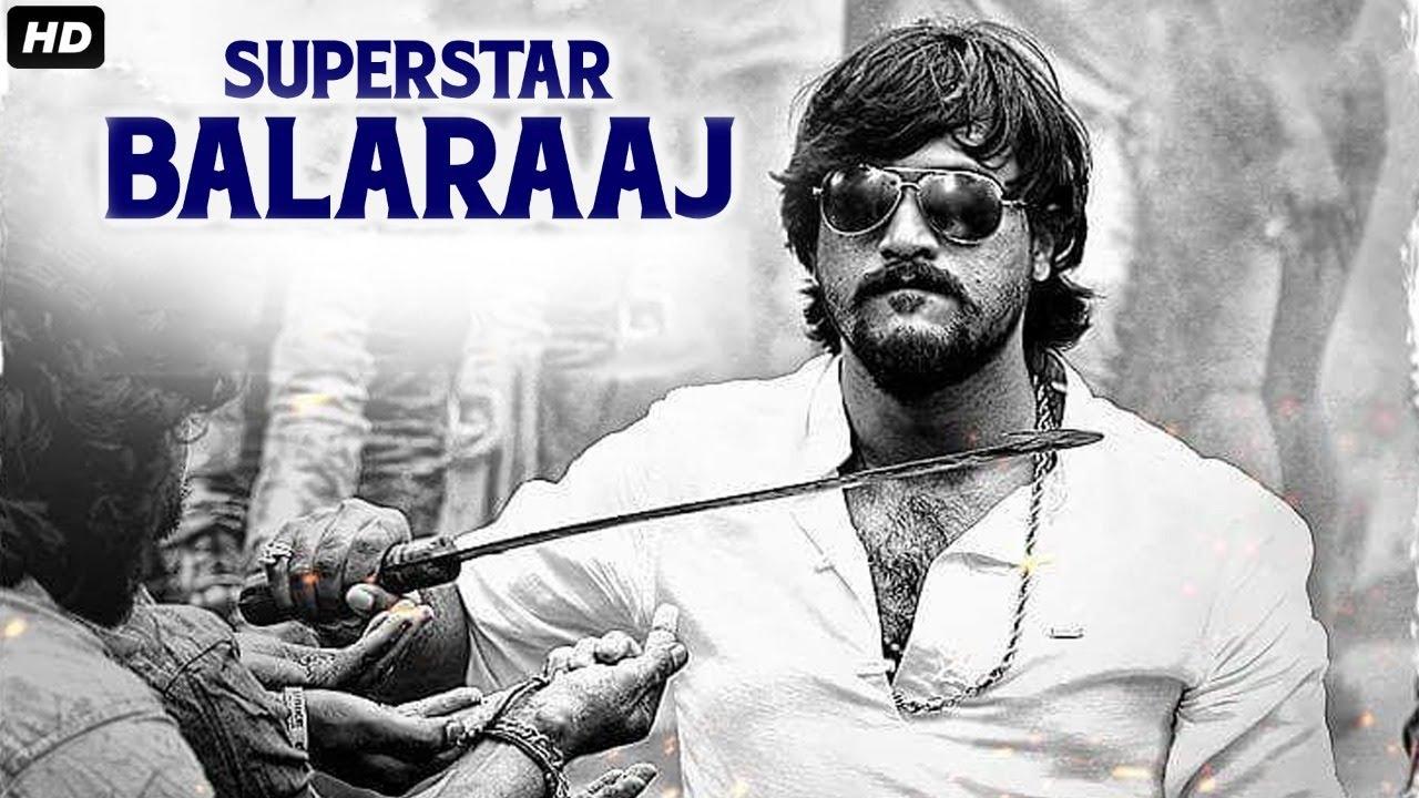 Super Star Balaraaj (Kariya) 2021 Hindi Dubbed 480p HDRip 310MB Download