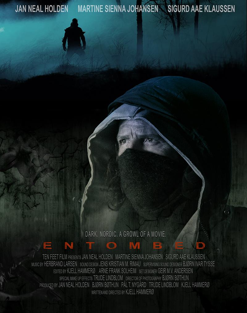 Entombed 2020 English Full Movie 720p HDRip 800MB Download