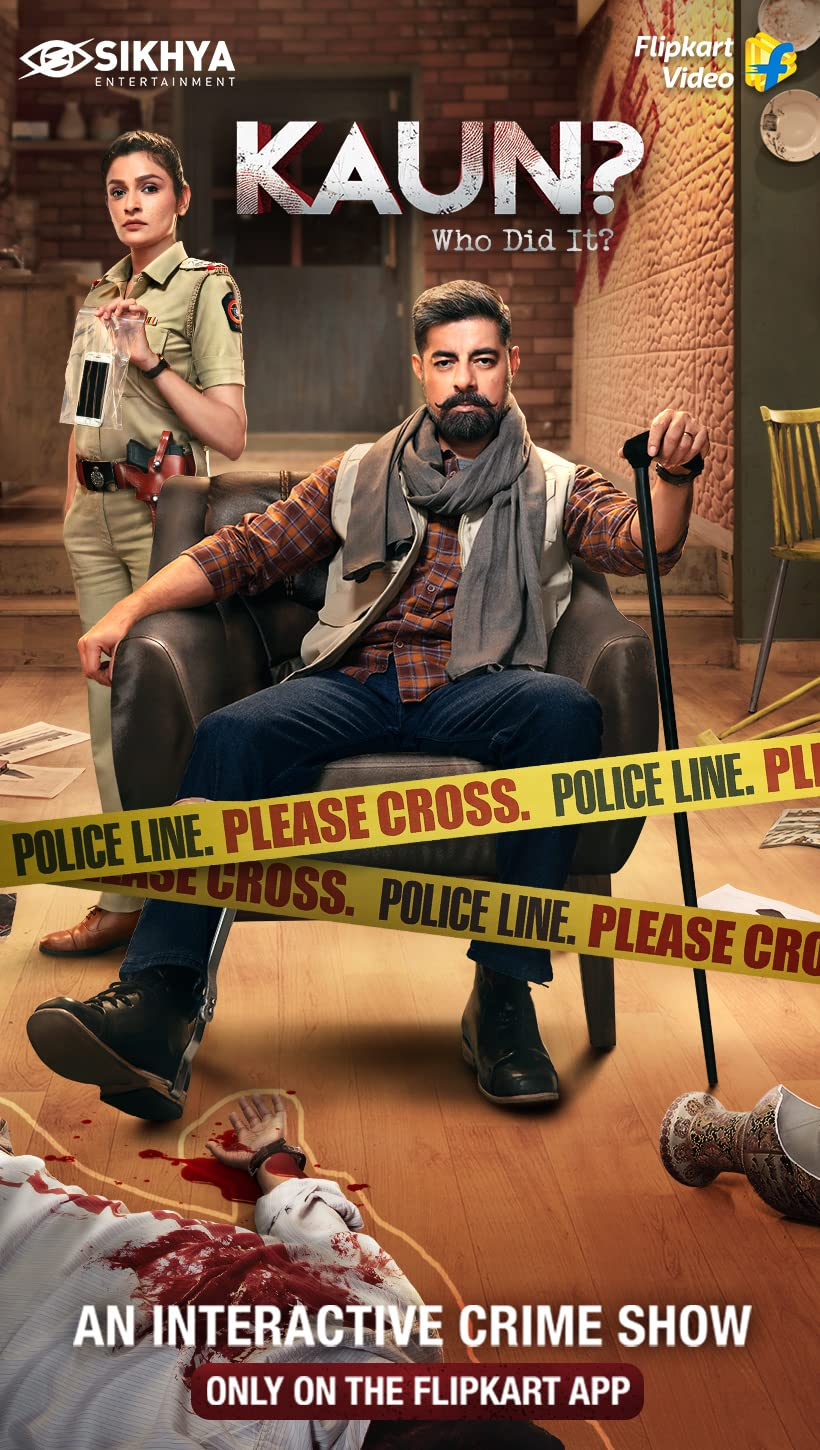 Kaun Who Did it 2021 S01E14 Hindi FLPKT Original Web Series 720p HDRip 120MB Download