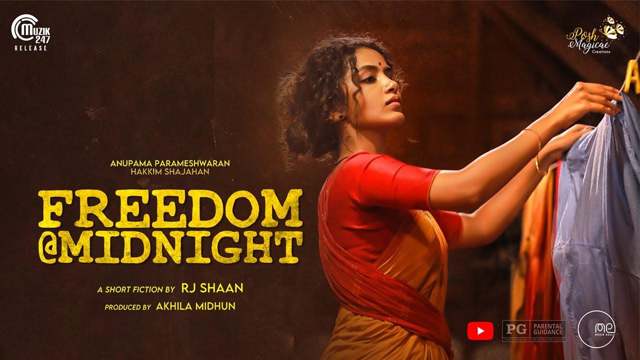 Freedom @ Midnight 2021 Malayalam Short Film Watch Online