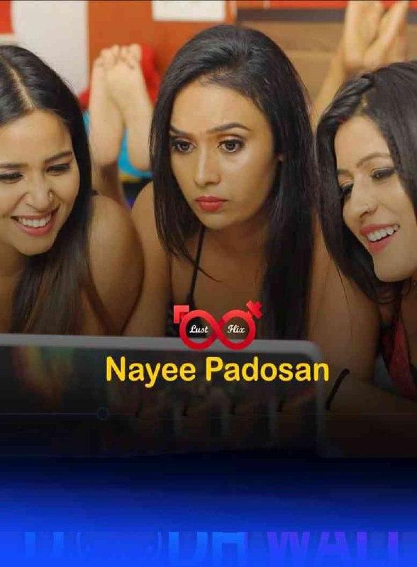 Nayee Padosan 2021 S01E01 LustFlix Original Hindi Web Series 720p HDRip 180MB Download