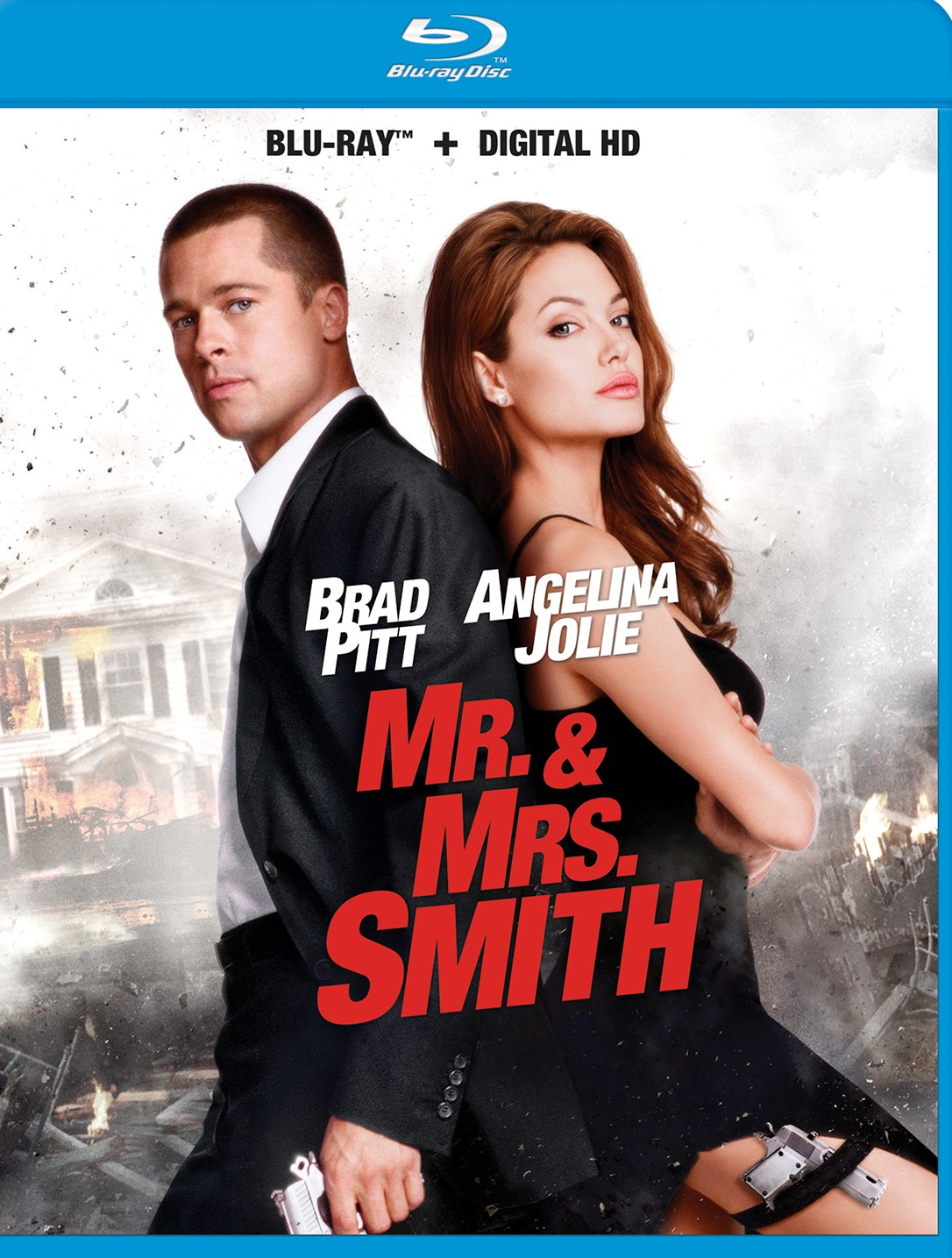 Mr And Mrs Smith 2005 Dual Audio Hindi 720p Directors Cut BluRay 900MB Download