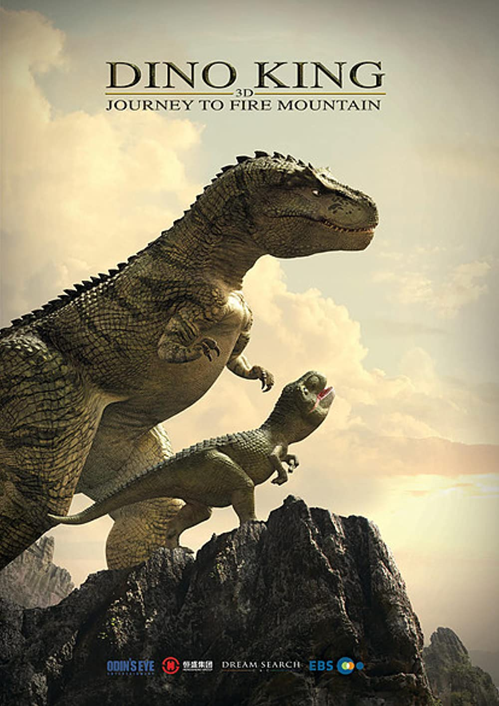 Dino King 3D: Journey to Fire Mountain 2019 Hindi Dubbed 480p AMZN HDRip ESubs 300MB Download